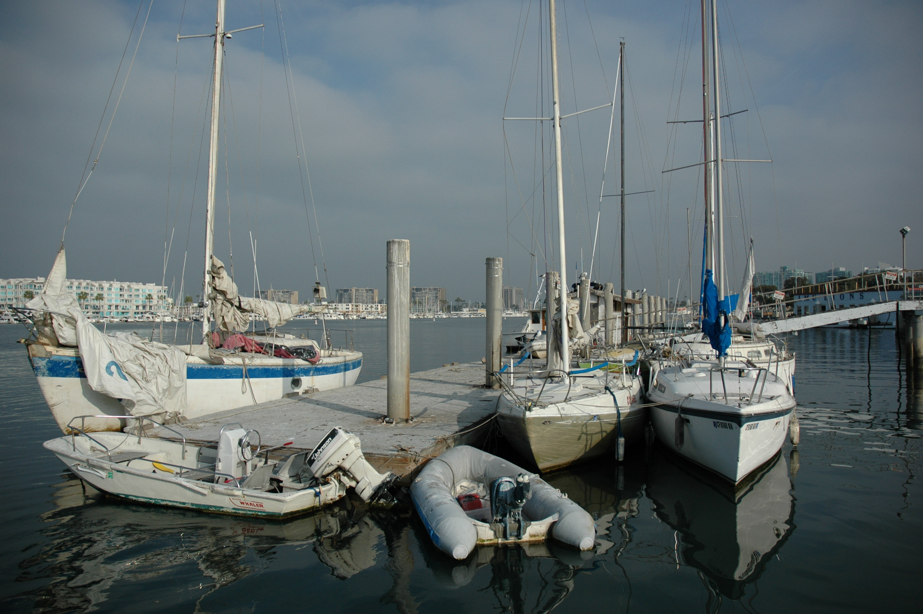 SoCal Harbors Seek Increased Funding for Derelict Vessel Disposal