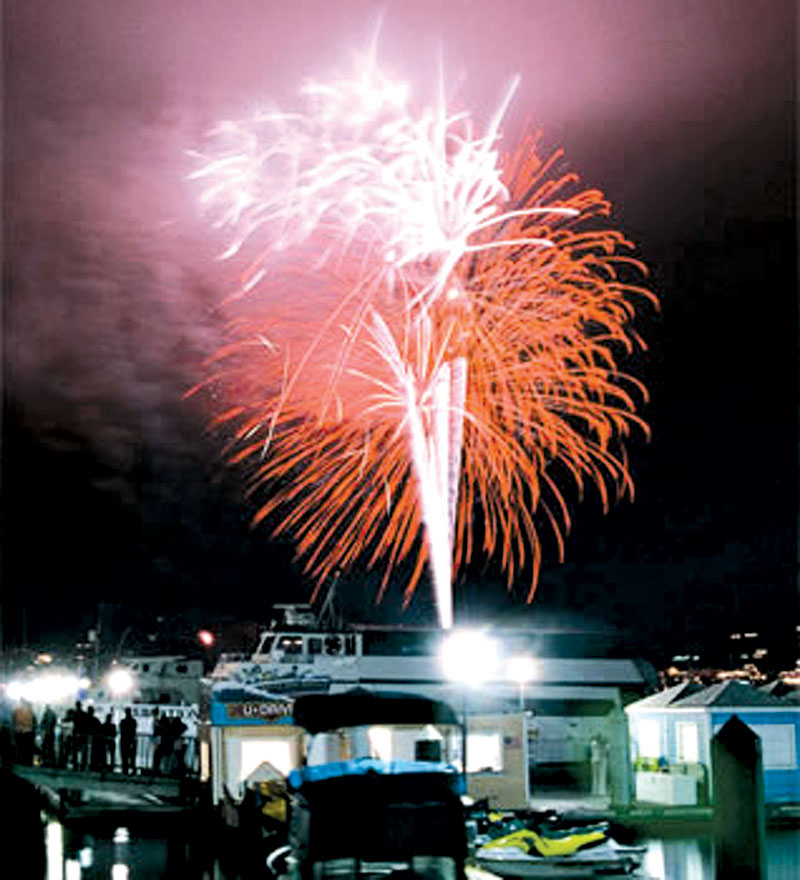 Marina del Rey Fireworks to Return July 4