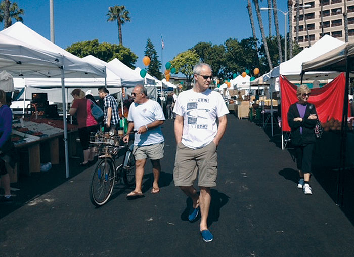 Marina del Rey Launches Farmer's Market