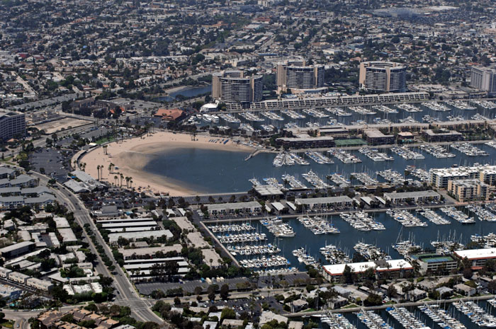 Copper Bottom Paint Targeted in Marina del Rey