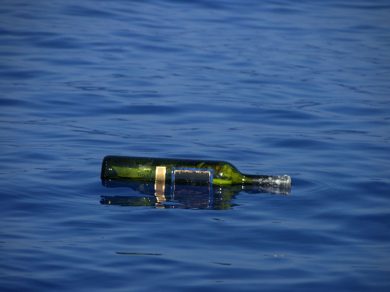Pirate Hostages Freed After Message in Bottle Found