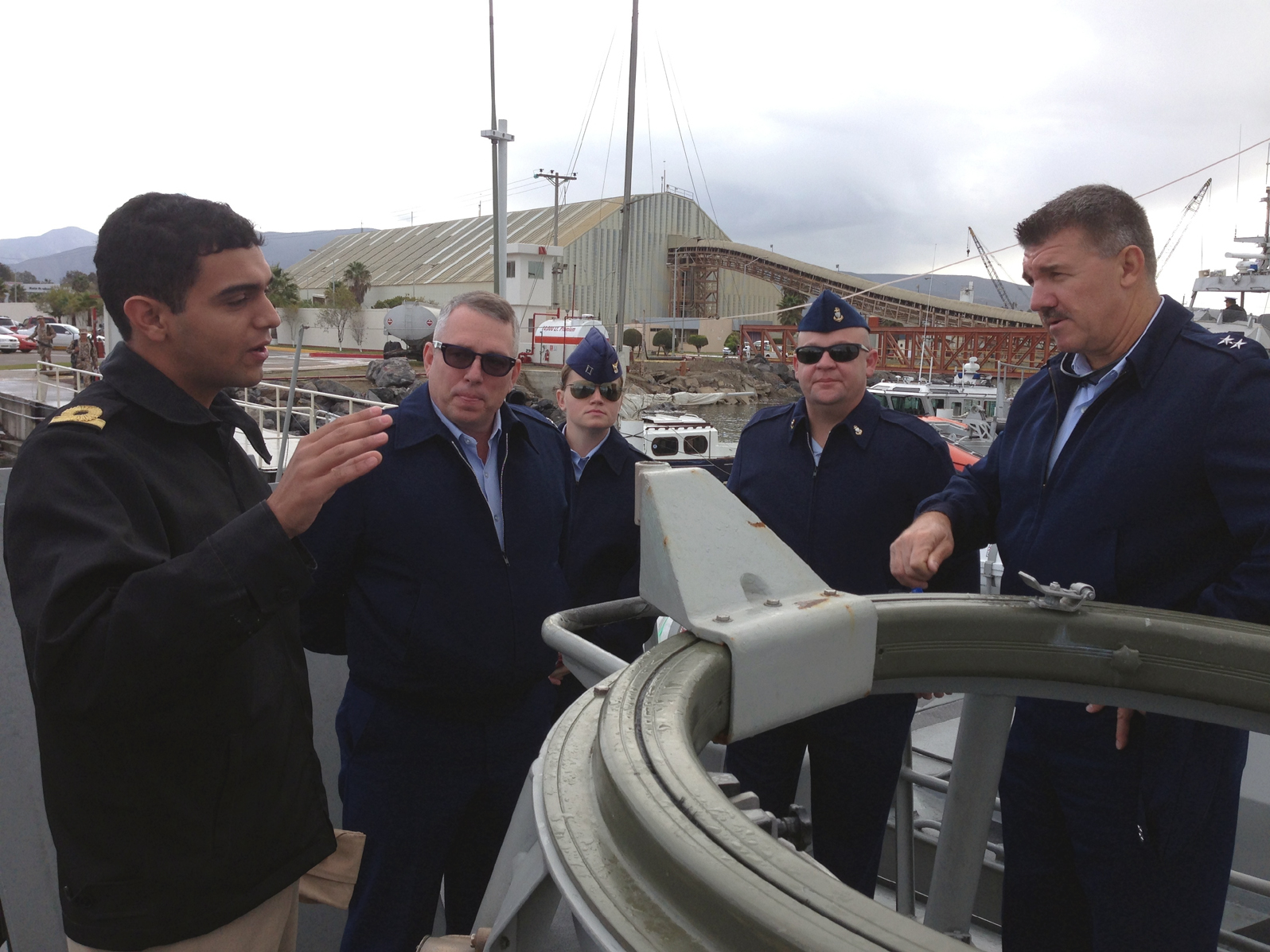 Coast Guard, Mexican Navy Participate in Joint-Nation SAREX