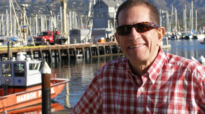 8 Questions -- with Santa Barbara's Mick Kronman