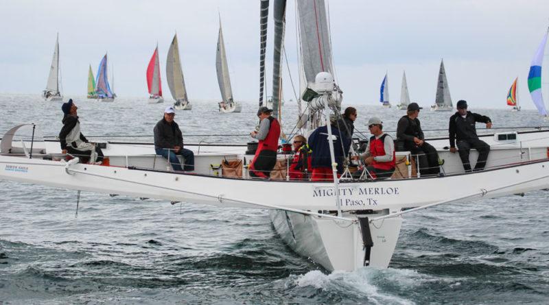 Horizon pulls ahead in 68th annual Newport to Ensenada race