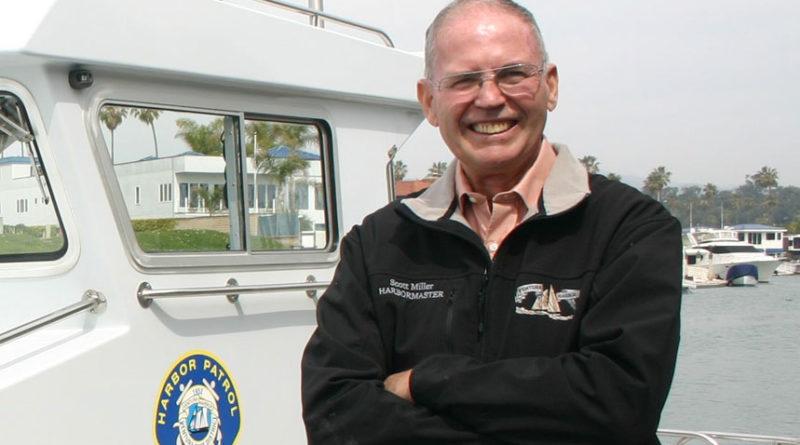 Ventura Harbormaster Scott Miller retires