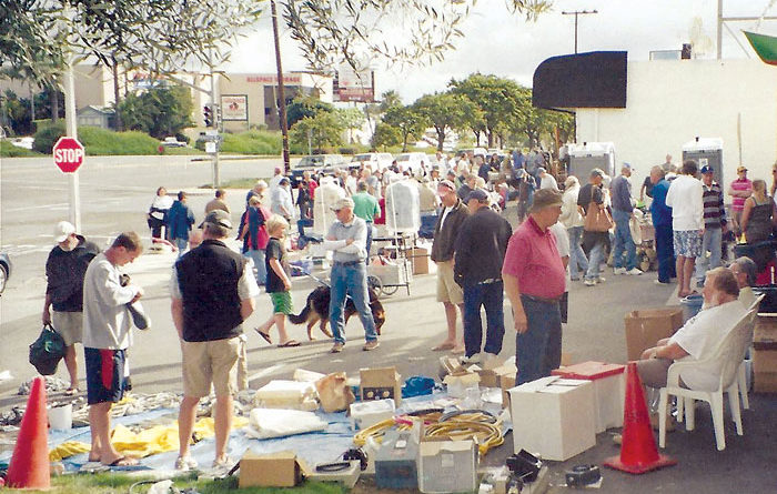 Minney's Plans Annual Boaters' Parking Lot Sale, June 2