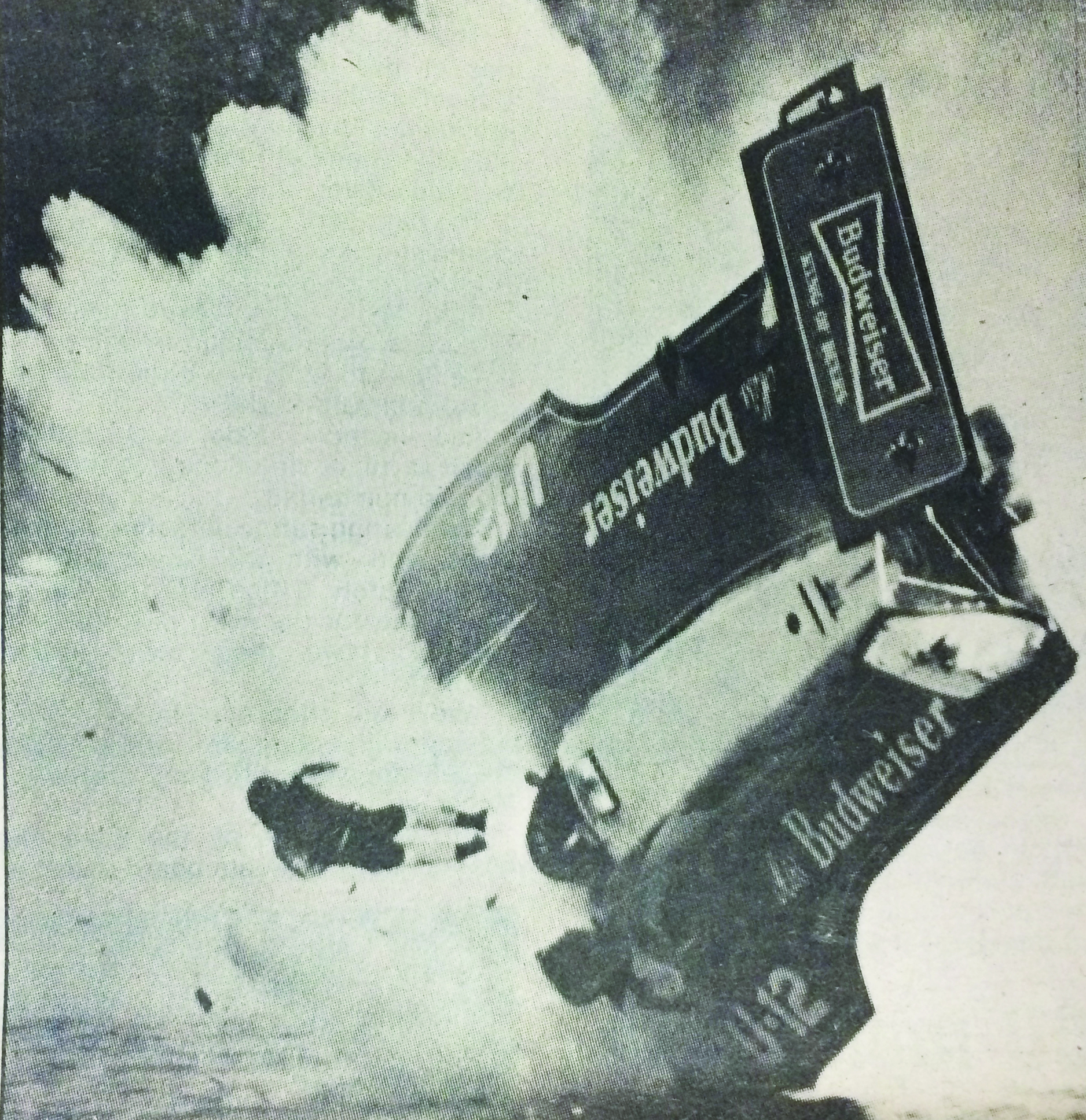1979: Miss Bud misses speed record, driver survives 200 mph crash