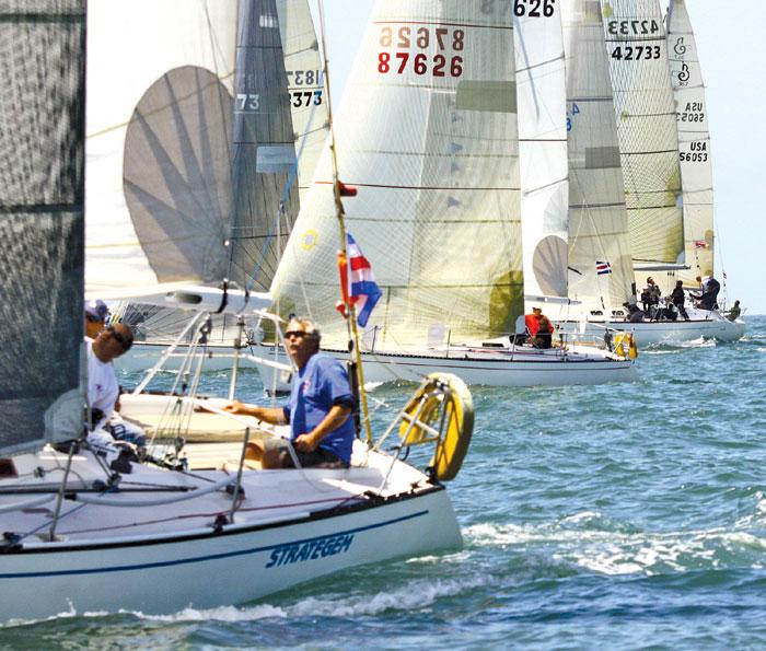 Parties Lead Up to April 26 Ensenada Race Start