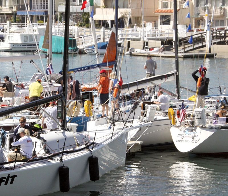 Ensenada Racers Get Ready for Pre-Race Events