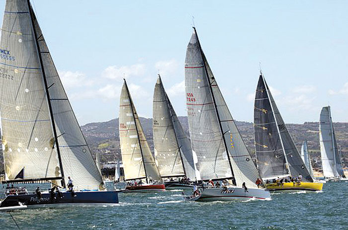 Entries Open Dec. 1 for Newport-to-Ensenada Race
