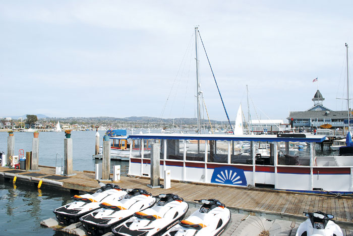 Newport Approves Commercial Marina Rent Hike