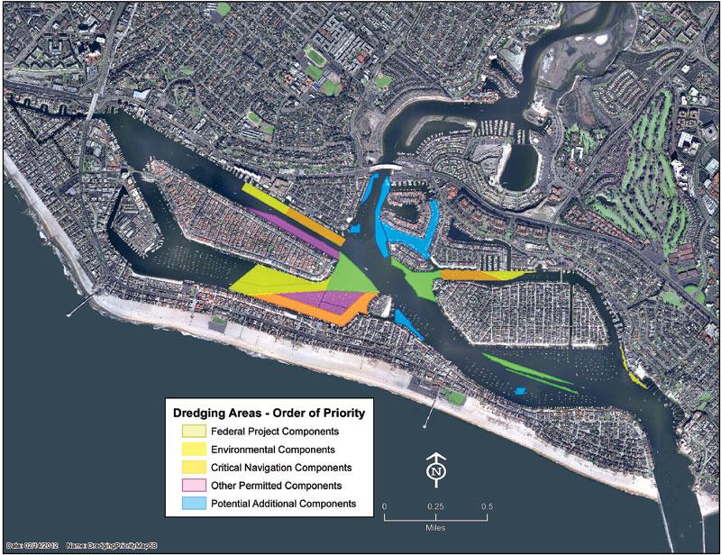 Newport Gets Additional $2 Million for Dredging