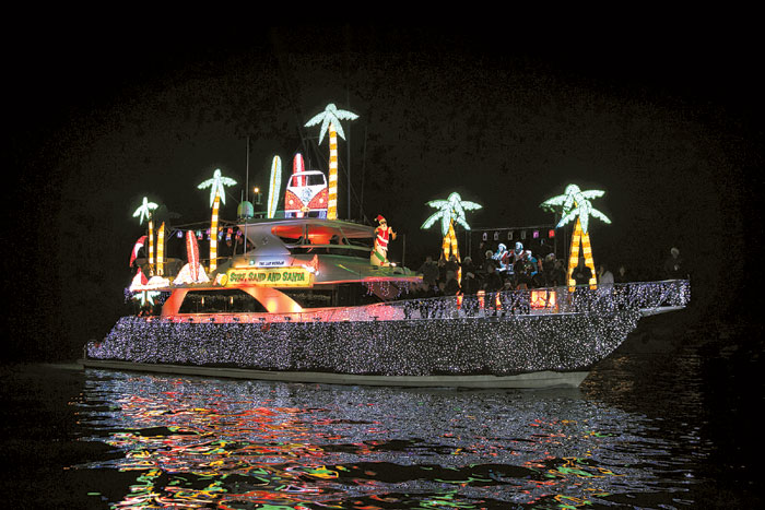 City Approves Funding for NB Holiday Boat Parade