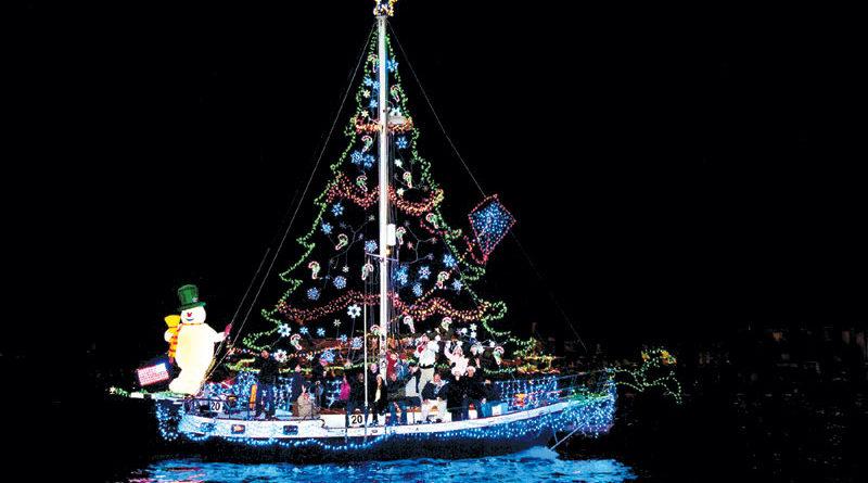 Christmas Boat Parade to Light Up Newport Harbor