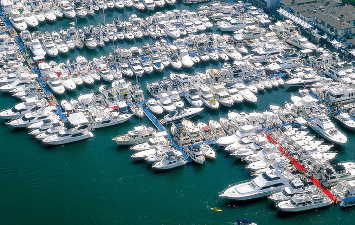 Newport Boat Show Returns -- April 18-21