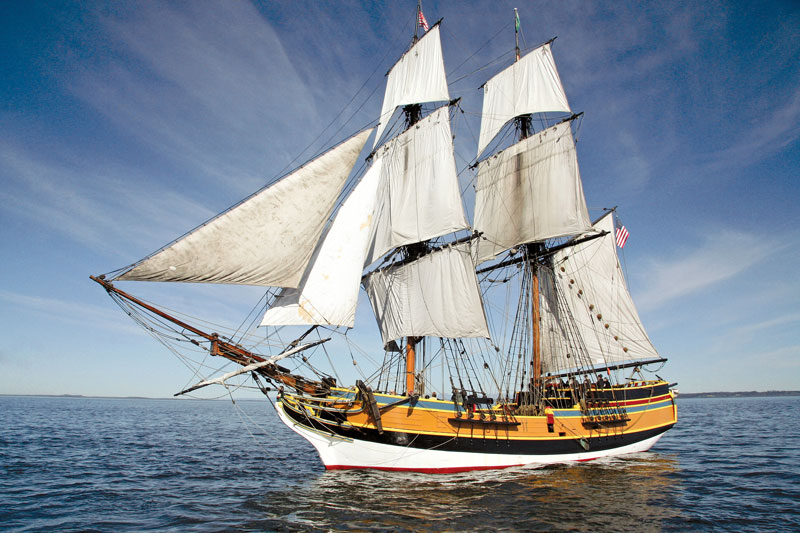 Channel Islands Harbor Hosts Tall Ships