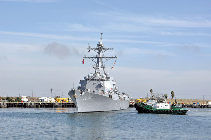 Navy Exercise May Temporarily Close Anaheim Bay