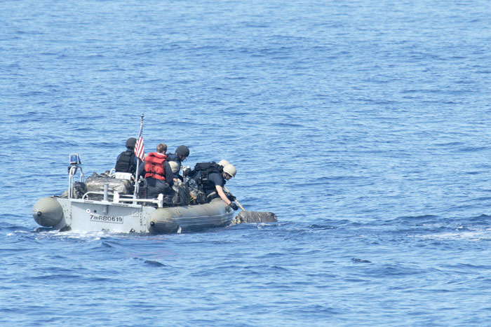 More Than 7 Tons of Pot Seized Off Mexico Coast