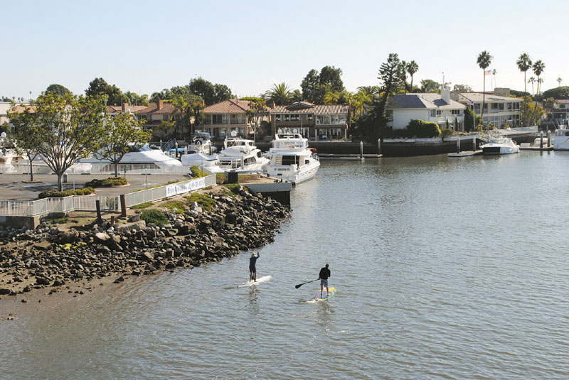 New Public Dock Discussed for Newport Harbor