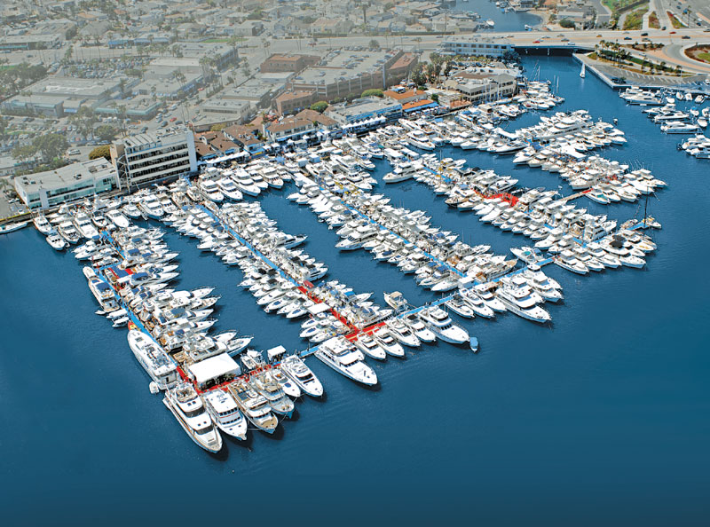 West's Largest In-the-Water Boat Show Returns to Newport, April 19-22