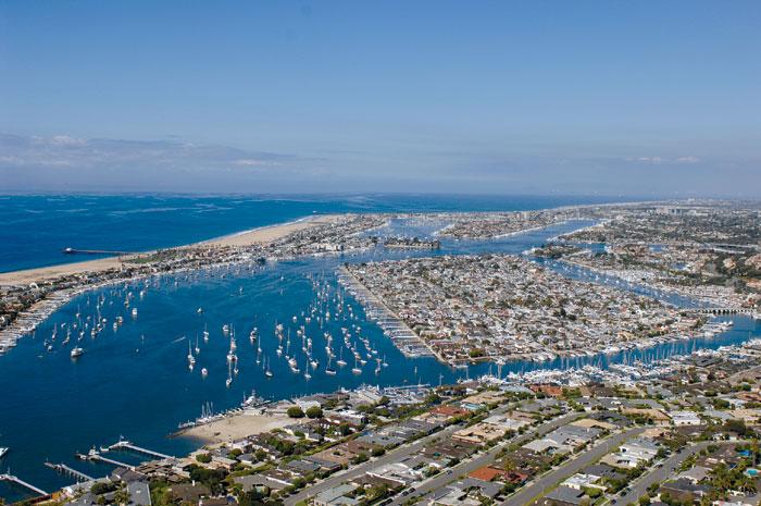 Newport Looks at Harbor Tidal Gate Proposal
