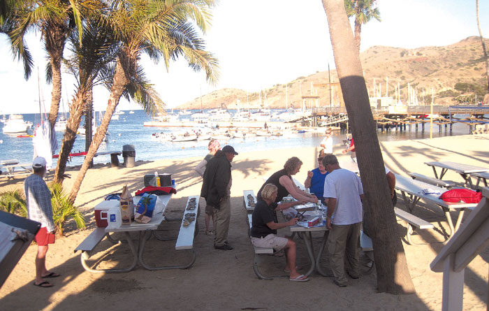 OCC Sailing Association Boaters Enjoy Catalina Rendezvous