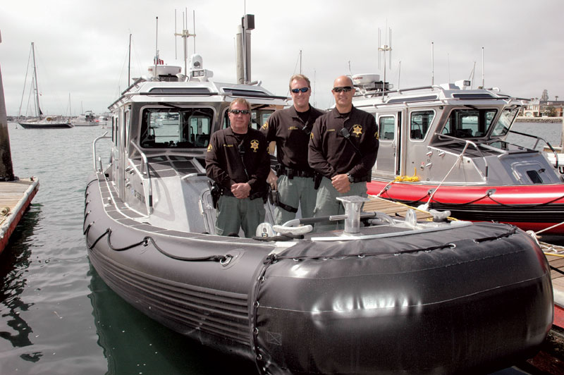OC Harbor Patrol Gets Two New Boats