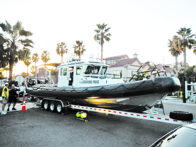 Oceanside council approves $500,000 loan for new patrol boat