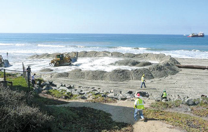 Oceanside Maintenance Dredging Plan Announced