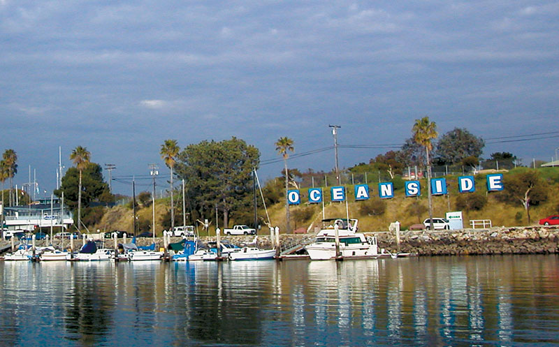 Oceanside Lowers Off-Season Guest Dock Fees