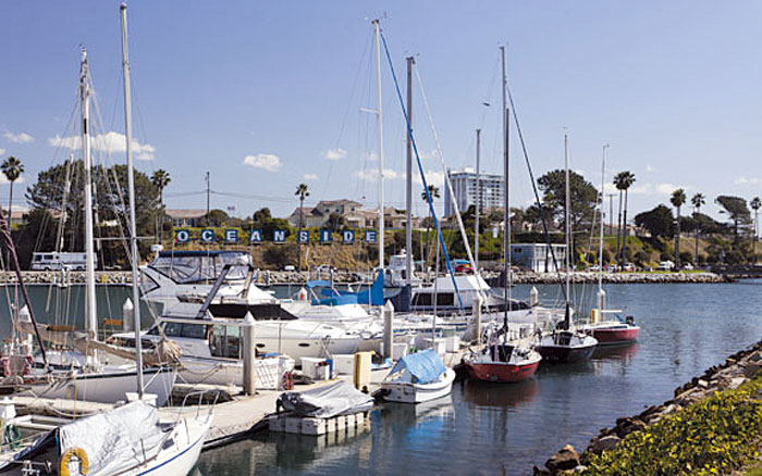 Oceanside Looks at Outsourcing Harbor Operations