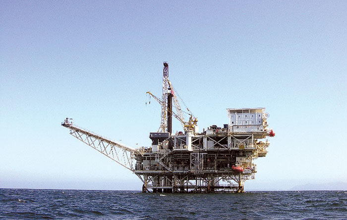 Oil Companies Are Fracking off the California Coast