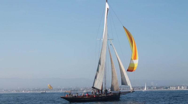 Light air prevails in One More Time Regatta