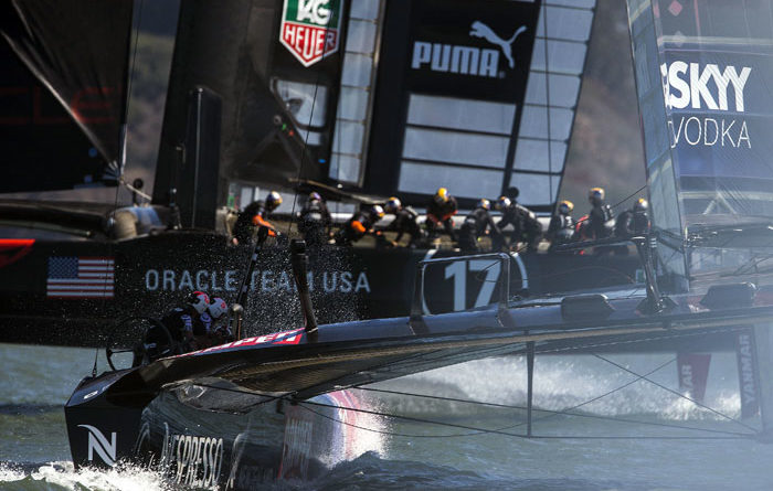 USA Continues Win Streak, Ties America's Cup 8-8