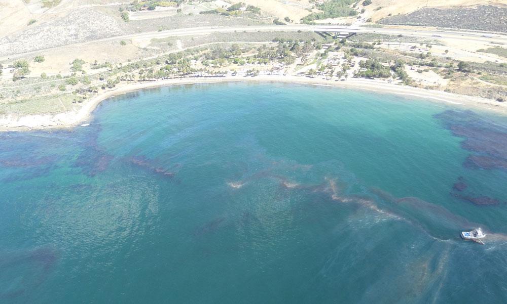 Angler files lawsuit in Refugio oil spil