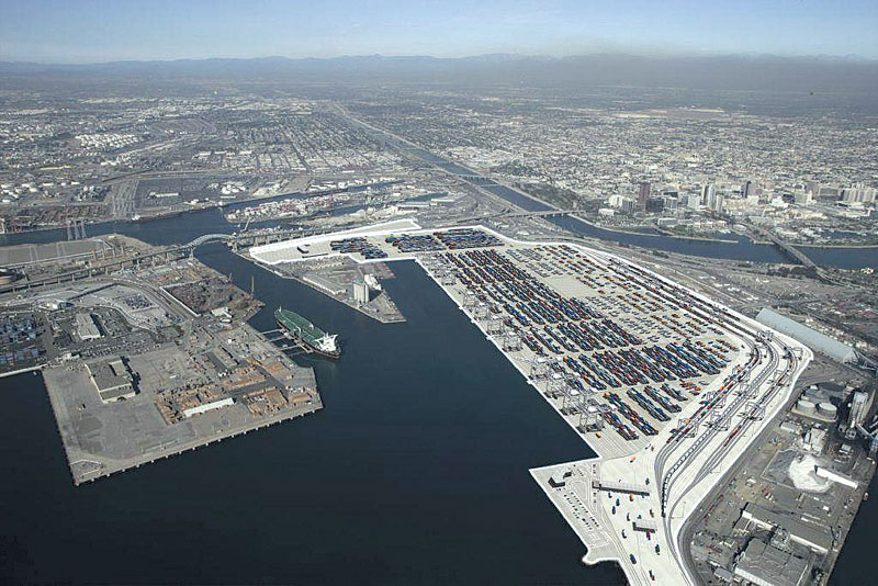 $4.6 Billion Lease Being Finalized for LB Middle Harbor Project Tenant