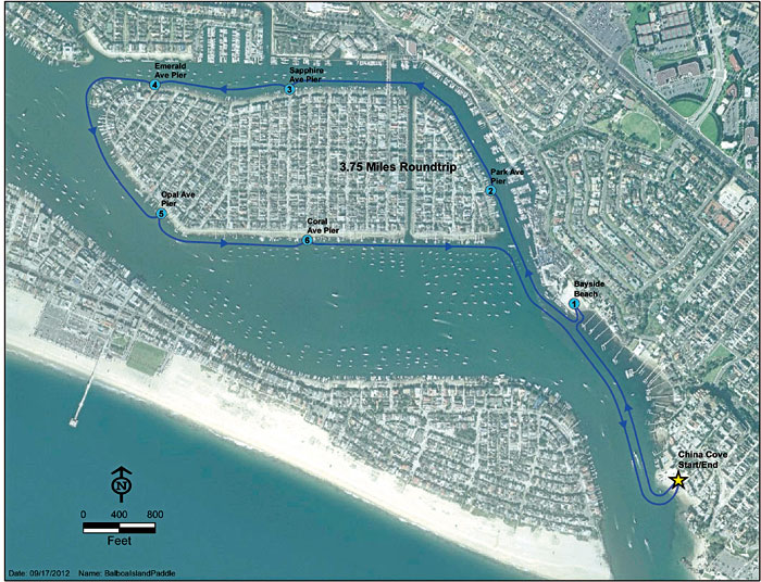 Newport Mayor Plans Oct. 13 Paddleboard Cruise