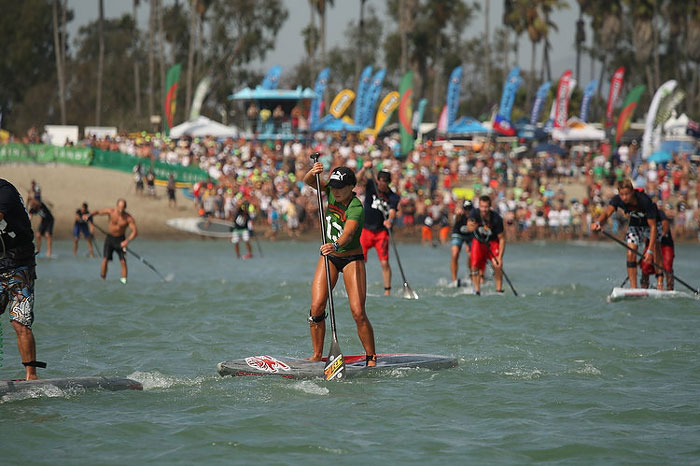 Battle of Paddle Set for Doheny Beach, Sept. 28-29