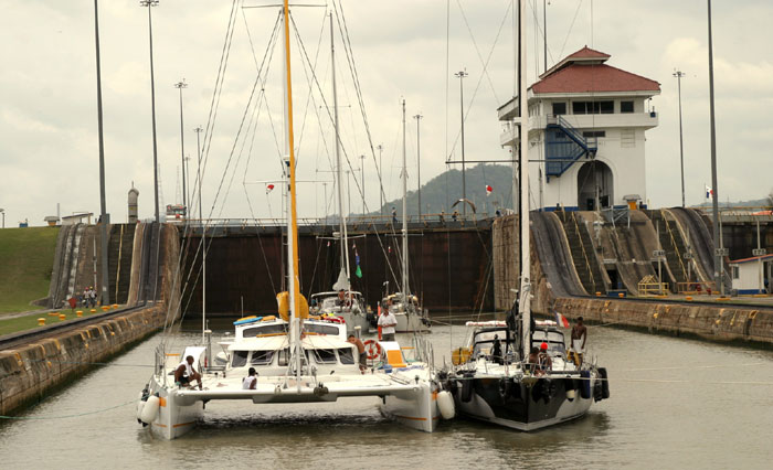 Panama Canal Transit Fees to Increase Oct. 1