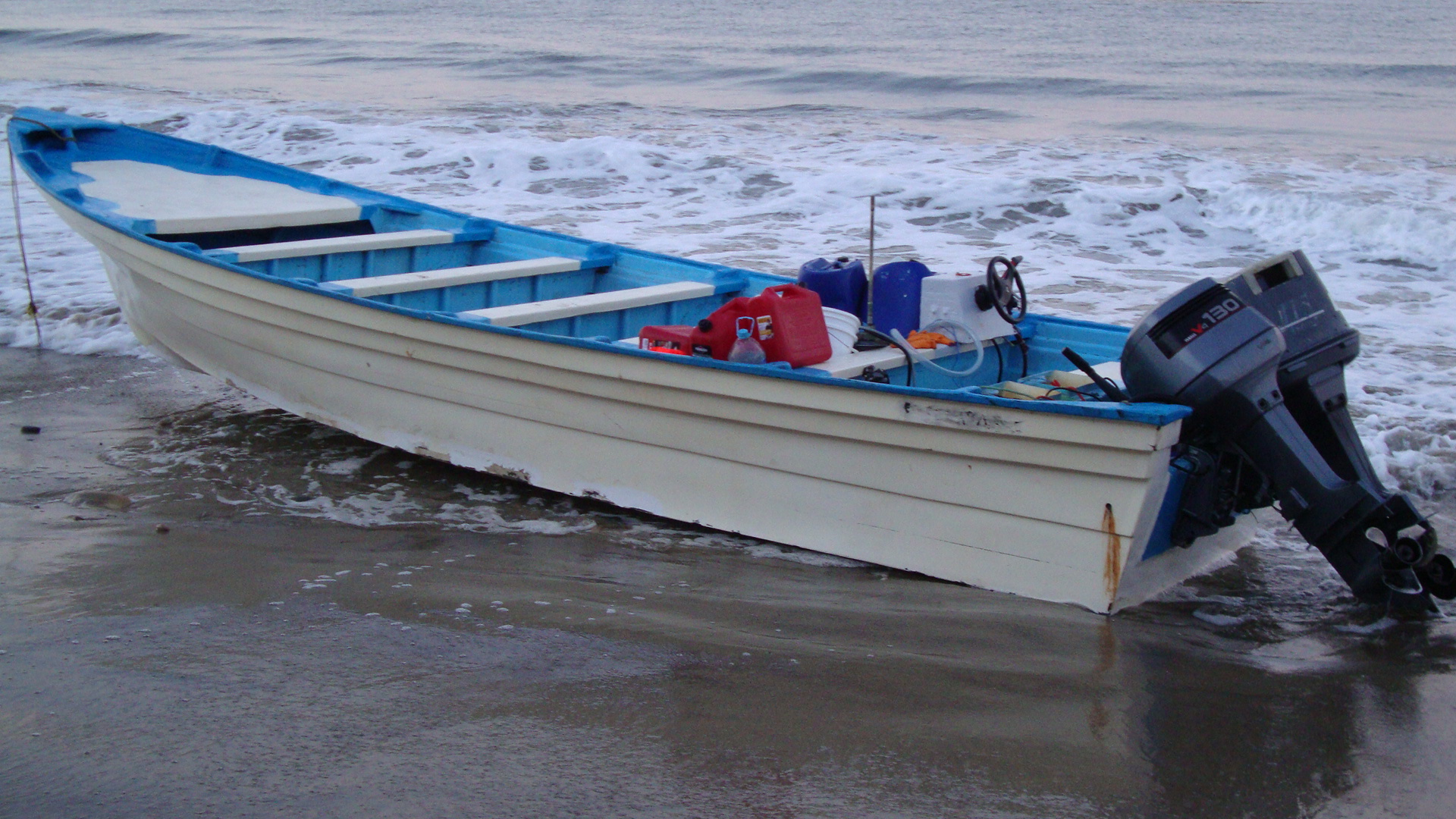 Officials request additional funding to stop Panga boat smugglers