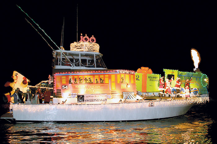 Newport Beach Boat Parade Theme Is 'Rockin'
