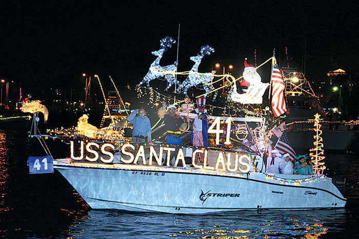 San Diego Bay Parade of Lights Theme Announced