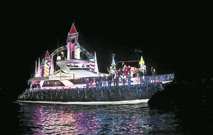 Boat Parades Brighten SoCal Holiday Season