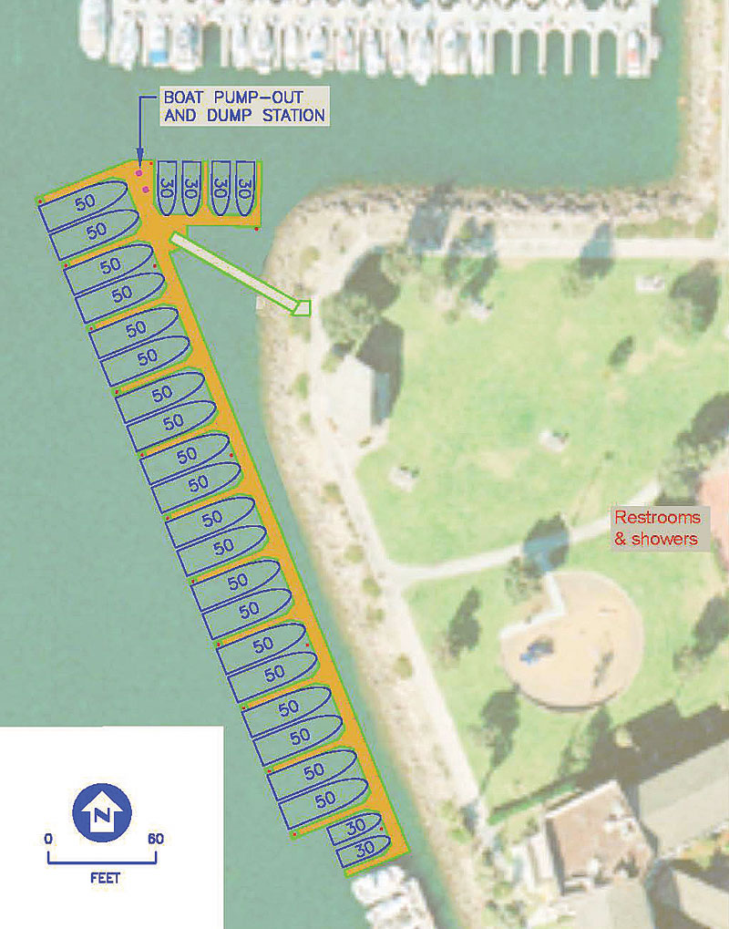 New Guest Docks Set for Peninsula Park