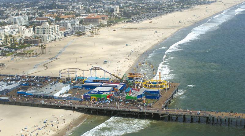 Santa Monica Pier to Get Emergency Dock