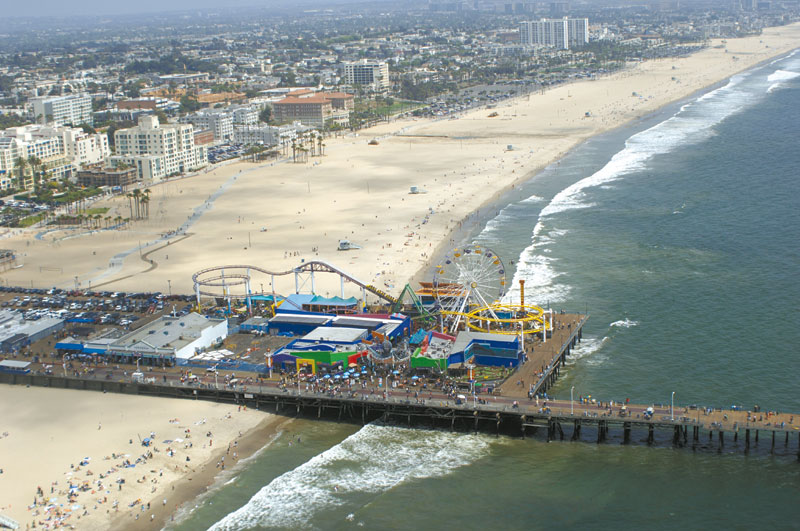 Santa Monica Pier to Get Emergency Dock