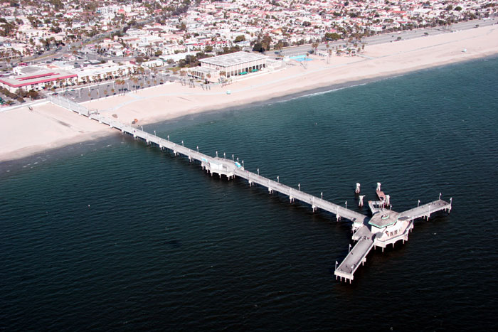 Belmont Pier to Get 45 New Guest Moorings