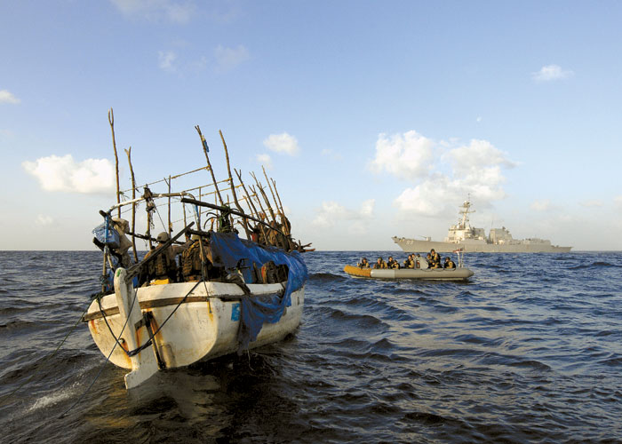 Is the Party Over for Somali Pirates?