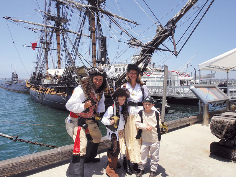 Pirate Days Coming to San Diego, May 19-20