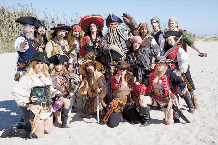 Ventura Harbor to Host Pirate Days